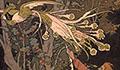 Цвет,  переданный рельефом