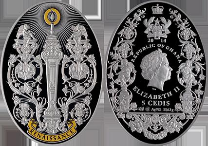 материал монет